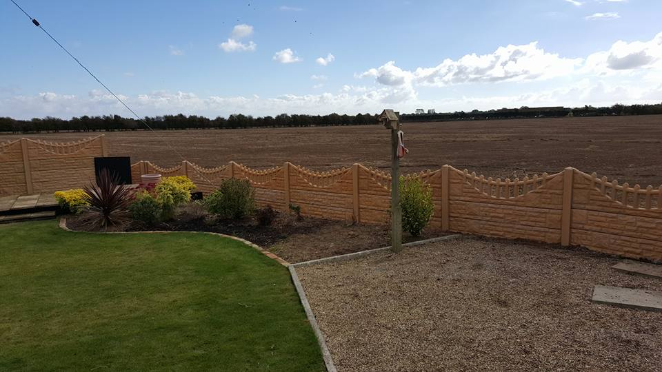 This is a gallery photo of work we have completed