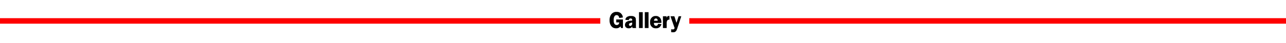 Installation Gallery spacer